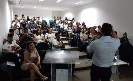 Palestra Geoprocessamento- Instituto Federal Do Mato Grosso(IFMT)